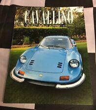 CAVALLINO FERRARI MAGAZINE APRIL MAY 2017 ISSUE 218 FERRARI 250 GT BOANO 0529