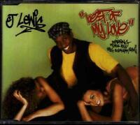 CJ LEWIS Best Of My Love CD Single