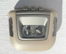2003-2006 Lincoln Navigator roof dome light with sunroof & rear A/C temp control