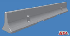 BLMA 8107 Z Scale Concrete K-Rail Jersey Barriers 12 Pack KIT *NEW