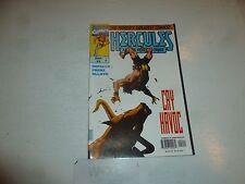 HERCULES & THE HEART OF CHAOS Comic - Vol 1 - No 2 - Date 09/1997 - Marvel Comic
