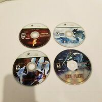 Lot of 3 Capcom Xbox 360 Games - Lost Planet, Resident Evil 5, Devil May Cry 4