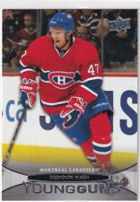 11/12 UD SERIES 1 BRENDON NASH YOUNG GUNS RC SP ROOKIE #222