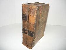 HISTORY OF THE CONQUEST OF PERU,PRESCOTT,LONDON 1847,2 VOL, 1ST ED