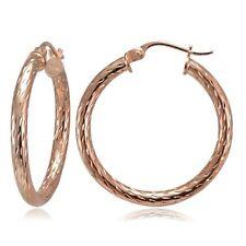 dfa75bf5f Diamond Hoop Fine Earrings for sale | eBay