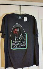 Star Wars Episode VII - The Force Awakens - Kylo Ren T-Shirt Gray XL