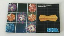 Sega Columns Instruction Manual