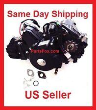 Engine 110cc Electric Start Full Auto W/ Reverse fit 50 70 90 110 125cc ATV Bike