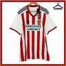 Sheffield United Football Shirt Adidas 2XL XXL Home Soccer Jersey 2018 2019 BB6
