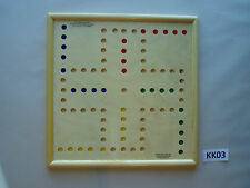 WAHOO WA HOO BOARD GAME 15 x 15 inch.  4 player.  KK03