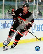 BRIAN CAMPBELL Blackhawks '09 WINTER CLASSIC LICENSED poster picture 8x10 photo