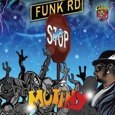MUTINY - FUNK ROAD 2013 (P-FUNK Drummer Jerome Brailey)