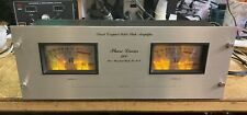 New listing Phase Linear 400 • Power Amplifier • Bench Tested 100% • w/ Led Upgrade!