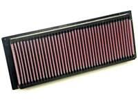 K&N PANEL FILTER - MERCEDES 3.2 V6 CHRYS CROSSFIRE (2 REQD) - KN 33-2256