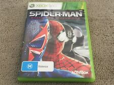 Spider Man Shattered Dimensions Microsoft Xbox 360 Video Game, PAL, Complete
