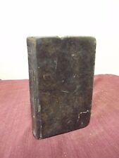 1806 KJV New Testament - Bible