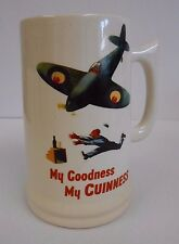 Large Guinness Tankard Jug, Official, 'My Goodness My Guinness', Collectable