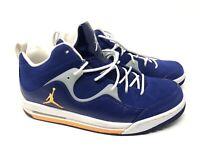 Nike Jordan Flight TR 97 Mid Basketball Men's Shoes Size 11 574417-409 blue