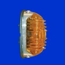 Hella Blinker, Blinkleuchte mit Chromrand für den seitlichen Anbau, K 12642,