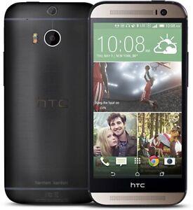 HTC One M8 - 32GB - Gunmetal Gray (Sprint) Harman Kardon Edition