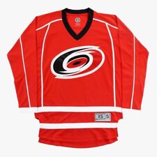 Official Licensed Product NHL Carolina Hurricanes Jersey, Size S