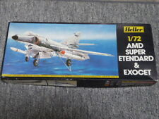 Maquette vintage Heller - AMD Super Etendard & Exocet au 1/72