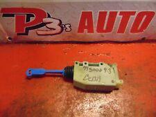 02 01 00 99 saab 9-3 rear hatch trunk power lock actuator 4947685