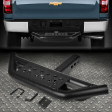 "FOR 2"" RECEIVER TRUCK BED HEAVY DUTY ALUMINUM 1.8""OD ROUND TOW HITCH STEP BAR"