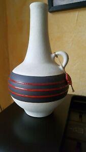 stylische Jasba Vase, ca. 60er Jahre ? unbeschädigt