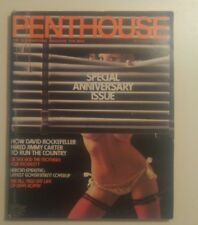 Penthouse magazine - Vintage - SEPTEMBER 1977 - lot of 1