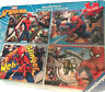New! Marvel Spiderman Bumper Puzzle Pack 4 x 100 Ravensburger Quality Ages 5+