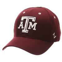 Zephyr Men's Texas A&M Aggies Competitor Zwool Adjustable Hat Size: Adj Maroon