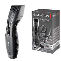 Remington Mens Cordless Lithium Barba Facial Hair Styler & Beard Trimmer Shaver