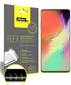 3x Pellicola per Samsung Galaxy S10 5G protettiva, rivestimento 100% Protezione