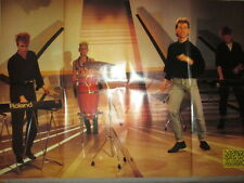 Depeche Mode David Gahan Fletcher Martin Gore Alan Wilder POSTER France French