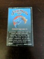 THE STEVE MILLER BAND - Greatest Hits 1974-78 - Capitol Music Cassette 1978 Rock
