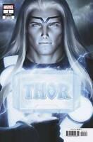 Thor #1 Artgerm Variant Herald of Thunder Marvel Comic 1st Print 2019 unread VF