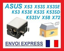 Connecteur alimentation Asus X54 X54C X54H X54L X54LY