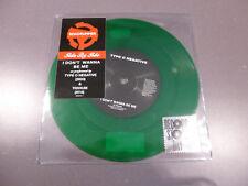 "TYPE O NEGATIVE & TRIVIUM - 7"" green Vinyl // Neu & OVP // RSD"