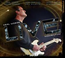 NEAL MORSE - LIVE MOMENTUM USED - VERY GOOD CD