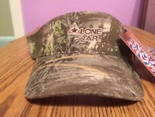 Lone Star Feed Fertilizer Cap Hat Visor Realtree MAX-1 NEW!! Camouflage