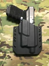 Black Kydex Light Bearing Holster Glock 19/23/32 Surefire XC1 Threaded Barrel