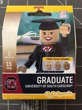 Oyo Sports Minifigure University South Carolina USC Graduate Alumni Lego Female