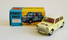Corgi Toys No. 227 Morris Mini Cooper Competition Model No. 1 - Superb Condition