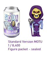 Funko Pop Soda Figure MOTU Skeletor Standard Version 1/8,400 - Inner bag sealed