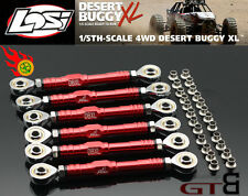 Strengthen Metal Front and Rear Suspension Steering Rod for LOSI DBXL
