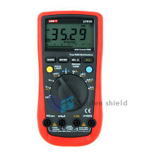 UNI-T UT61D True RMS Count Auto Range Digital Multimeter AMP Ohm Freq Tester