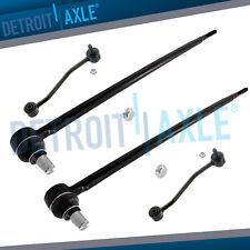 (2) New Rear Lower Control Arm Toe Link Set & Rear Sway Bar End Links - 4-Door