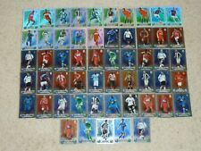 Match Attax 2008/2009 Bundle Of 55 Rare Cards 2008/09 Man of the Match 100 Club