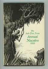 The Ash-Tree Press Annual Macabre 1999 by Jack Adrian Limited- High Grade